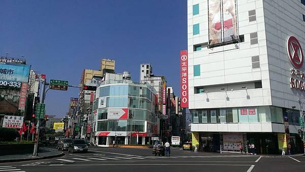 新竹火車站前1
