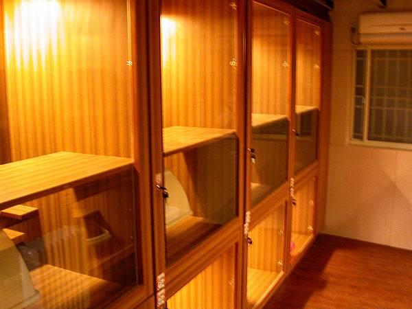 3樓貓咪住宿區