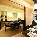 遠雄的二代宅,舒適用餐環境,讓你可以悠閒用餐-中和左岸/中和建案-玫瑰園