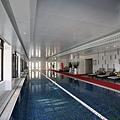 新莊副都心遠雄中央公園智慧二代宅公設多元游泳池