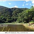 汐止一日遊-新山夢湖 唯美浪漫的山中小湖10.jpg
