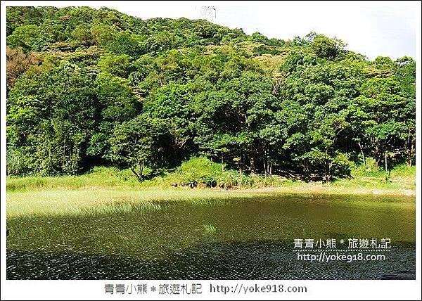 汐止一日遊-新山夢湖 唯美浪漫的山中小湖11.jpg