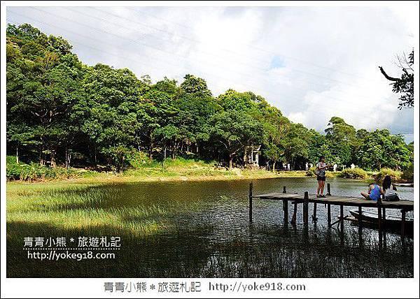 汐止一日遊-新山夢湖 唯美浪漫的山中小湖14.jpg
