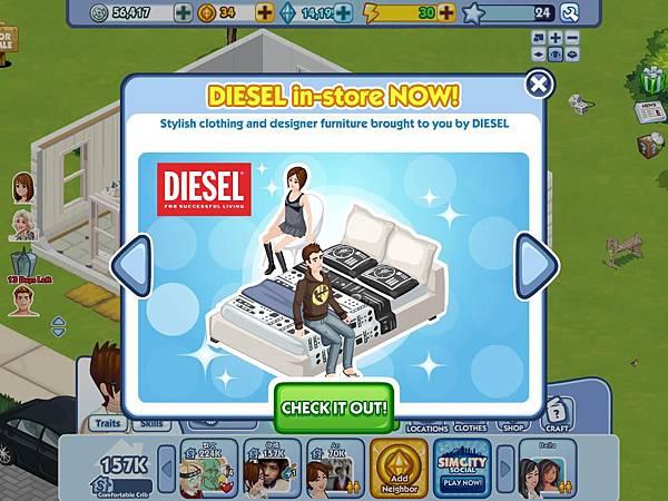 The Sims Social - 1