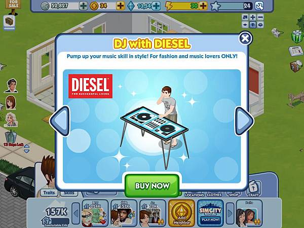 The Sims Social - 2