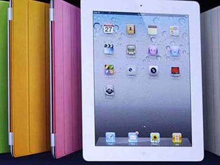 全勤且第一名者得iPad2