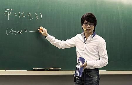 數學王子楊正