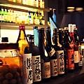 精彩的各式日本地酒
