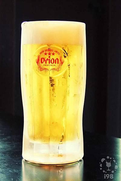 沖繩Orion生啤酒