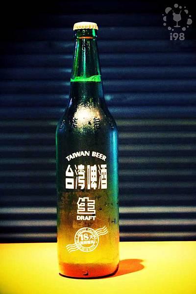 尚青的台灣生啤/瓶裝80元