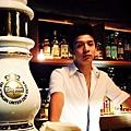 當家的帥氣調酒師PK wang