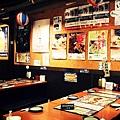 充滿日式氛圍的居酒屋
