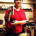 特助廖小姐推薦各式手工現做水果沙瓦