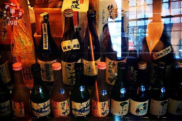 各種日本地酒