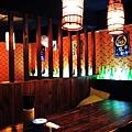 像是沖繩居酒屋的氛圍