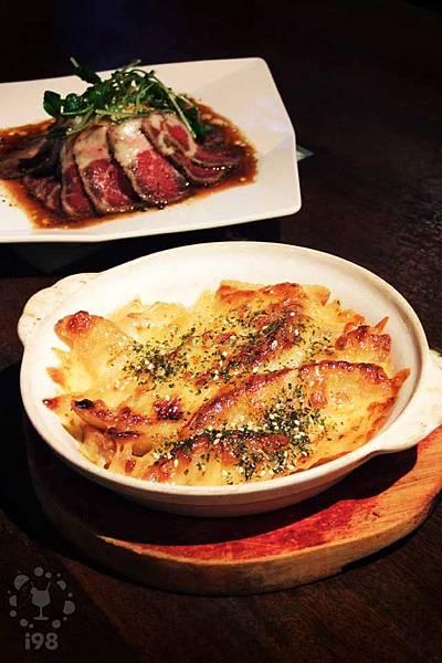 推薦菜:明太子焗烤馬鈴薯條
