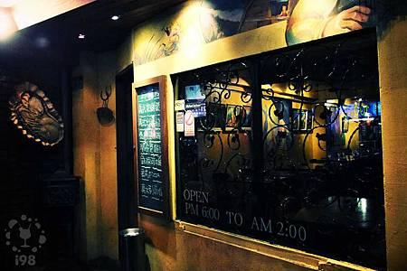 YAYA's 生蠔小酒館 - 入口