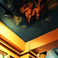 YAYA's 生蠔小酒館 - 屋頂壁畫