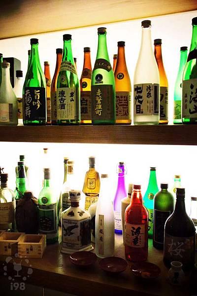 日本各地的名酒