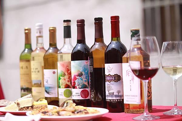 紅磚巷裡的餐酒會-彰化葡萄酒x鹿港小吃 1