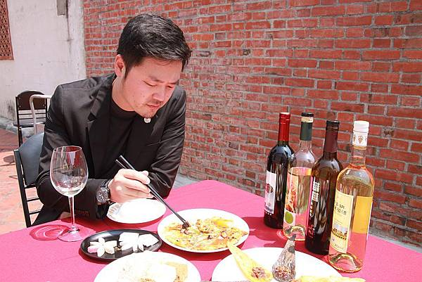 紅磚巷裡的餐酒會-彰化葡萄酒x鹿港小吃 4