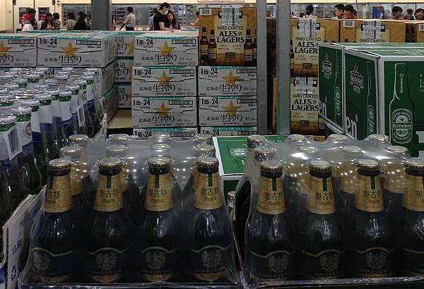2013_0531【好市多】各類啤酒