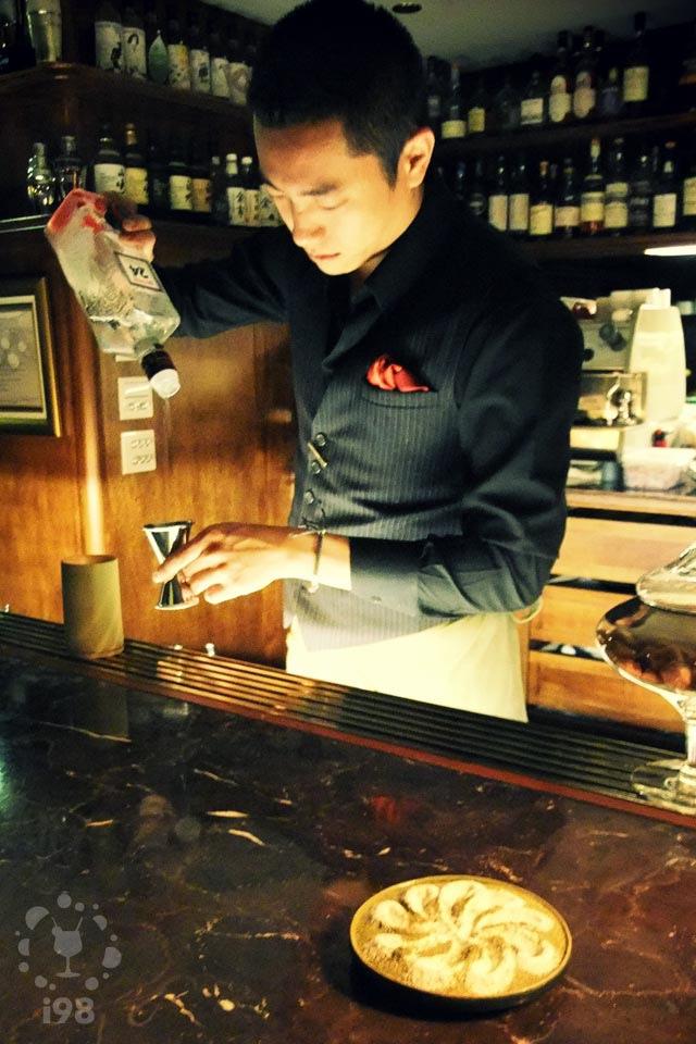 當家調酒師-Kae尹德凱也是2012世界調酒大賽亞洲區冠軍