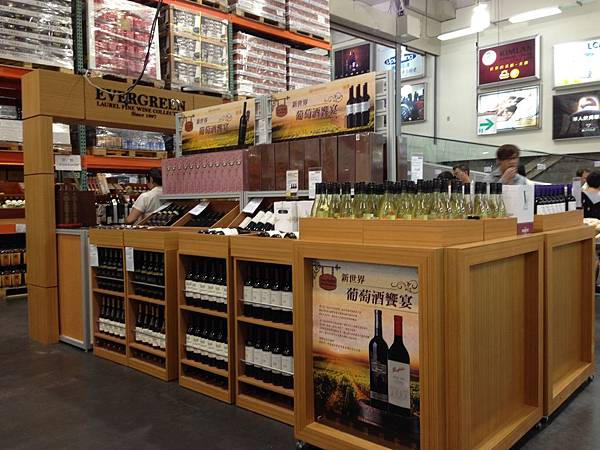 【好市多】新世界葡萄酒饗宴【長榮桂冠】