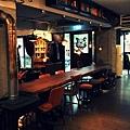 英倫風的老式酒吧