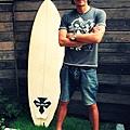 衝浪客老闆Ivan Chang