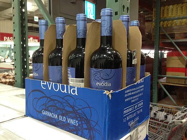 西班牙 艾弗亞老藤紅葡萄酒