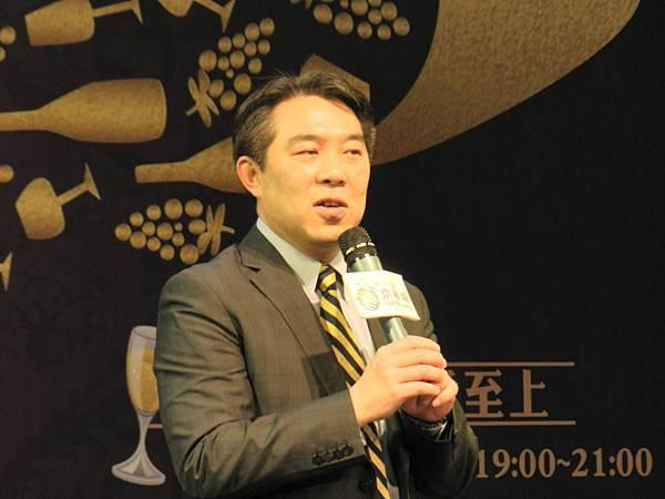 京華城副總陳澤傳