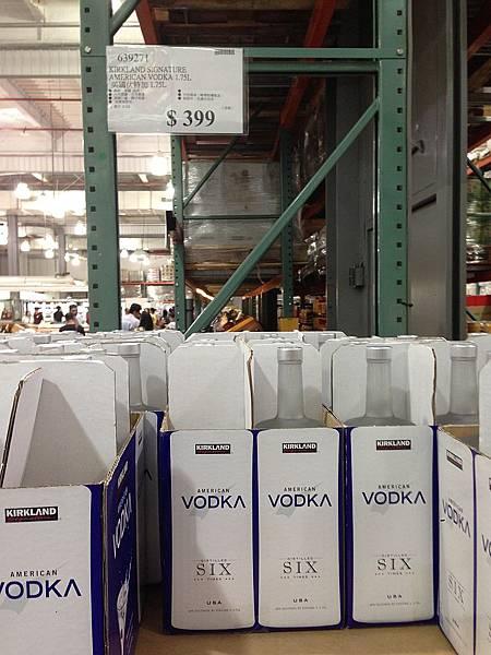 Kirkland American Vodka 科克蘭美國伏特加 1.75L