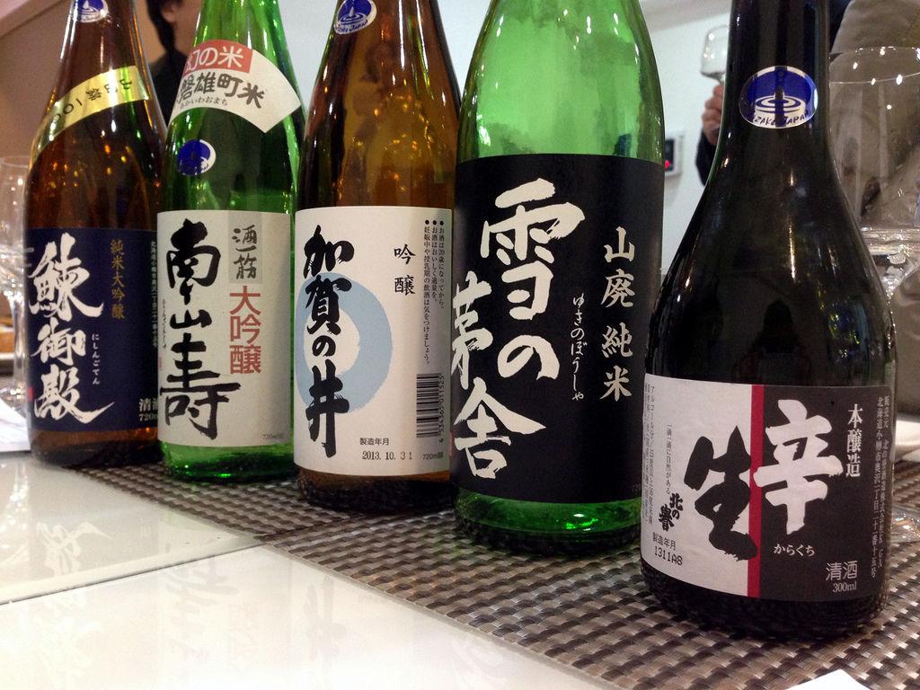 「日本酒的初心」-日本酒研修初階一