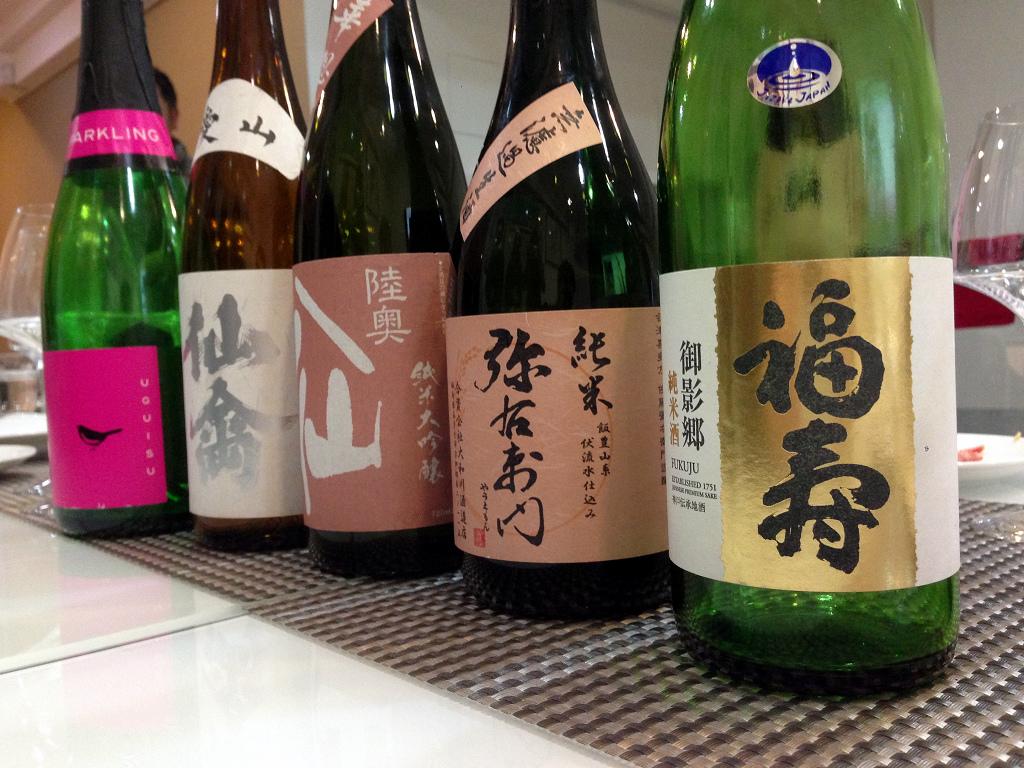 「日本酒的初心」-日本酒研修初階二