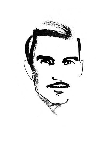釀酒師Max-Schubert素描肖像.jpg