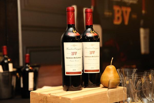 BV & Sterling 上市發表會 02_BV-George-de-Latour美麗莊園-喬治斯-•-德拉圖-白宮特選珍釀卡本內蘇維翁紅葡萄酒.jpg