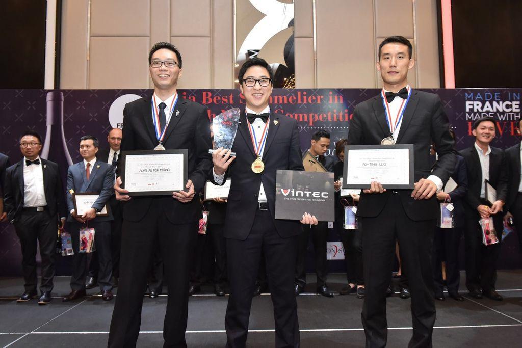 第二屆亞洲最佳法國酒侍酒師比賽 2015回顧1.jpg