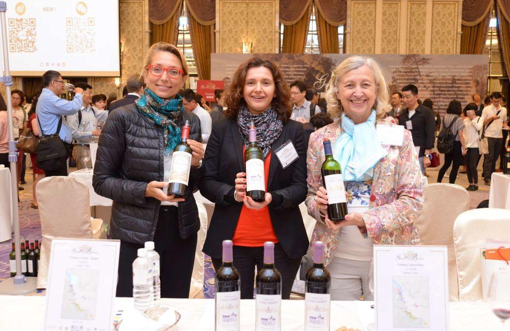 2015年份波爾多級數酒專業品酒會4