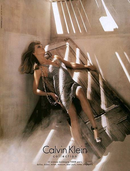 CalvinKleinCollection-FallWinter2005-09-phStevenMeisel-NV