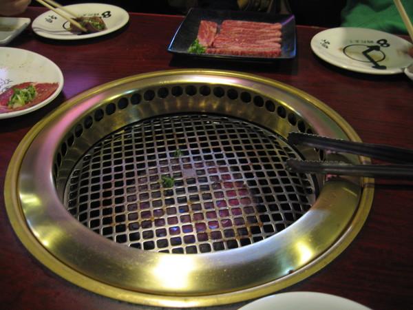 乾淨的烤盤
