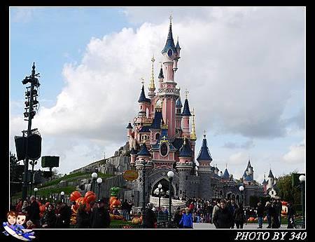 城堡_2012巴黎迪士尼