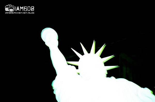 LOMO LC-A X-Process 正沖負