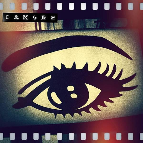 眼。iPhone