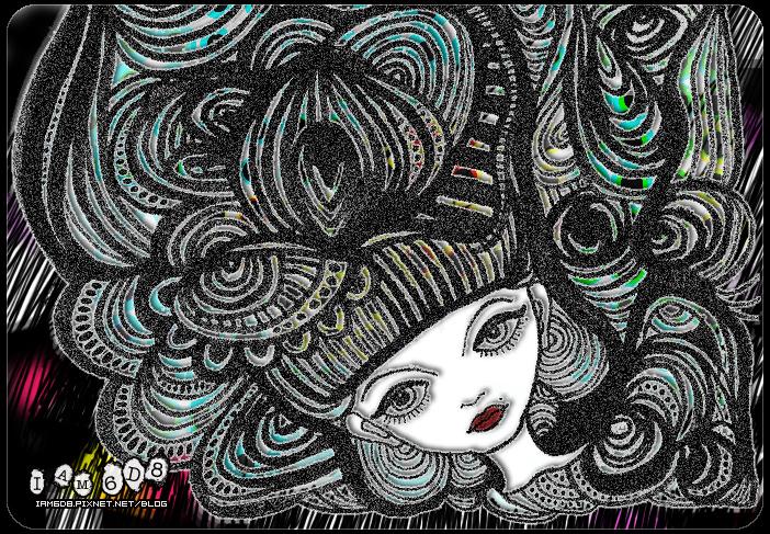 。優雅女孩進行曲。by iam6D8