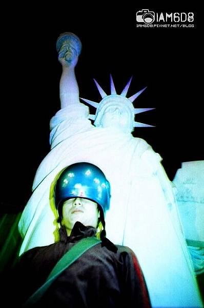 自由女神和你