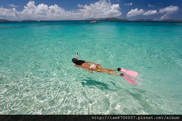 图片-夏威夷浮潜之旅-照片旅游-hh_p290