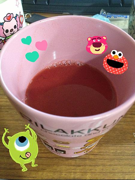 好喝的西瓜汁 原汁甜翻了