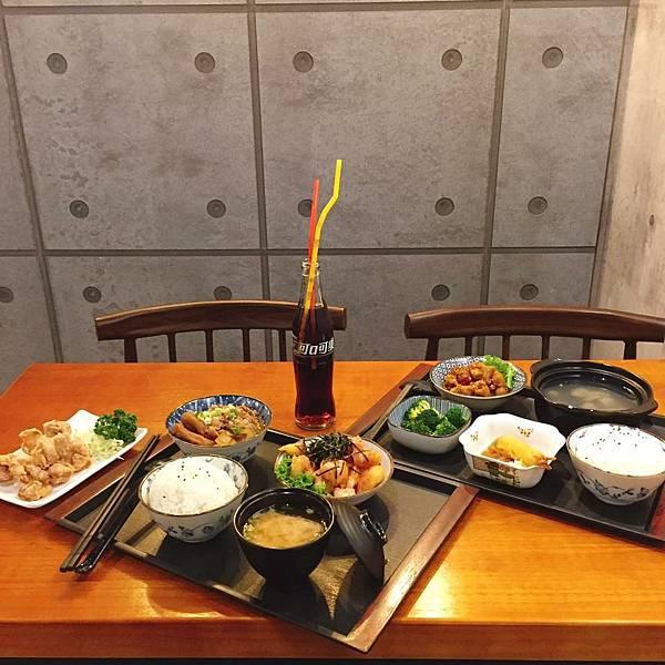 [羅東]壹武壹食-可以自己選喜歡的菜 很特別