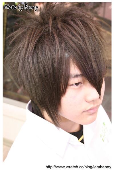 尚洋benny2009-2010流行髮型髮色 羅志祥潮男精選 2